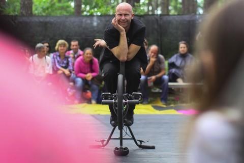 Spectacles d'acrobatie - danse sur BMX : Vincent Warin