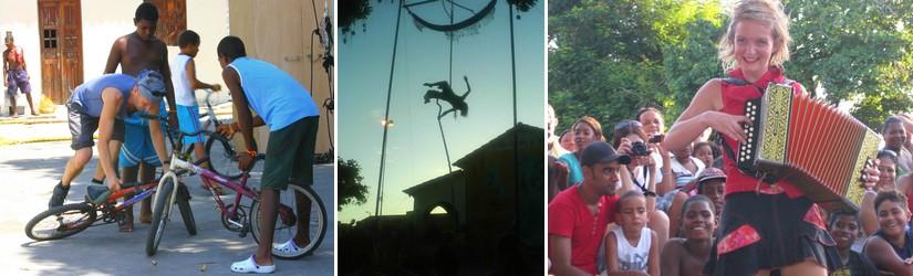 Coopération culturelle : le Festit, festival pluridisciplinaire, art, culture, sport, mixité,