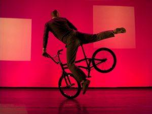 présentation de la tournée 2017 de la compagnie lde Lille 3634 de Vincent Warin