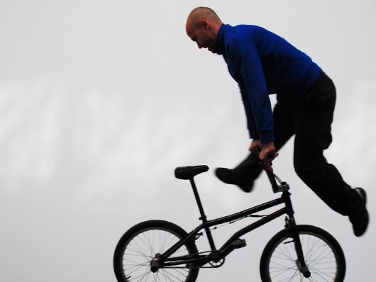 Vincent Warin : le rider venu de Lille (Nord)