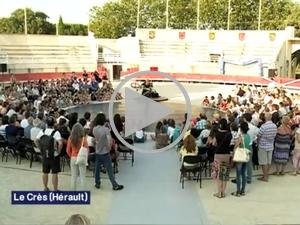 reportage sur la Cie 3.6/3.4 à Montpellier Danse 2016
